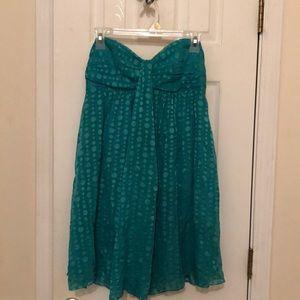 3 FOR $10 EXPRESS STRAPLESS DRESS JUNIOR L